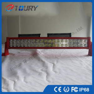 120W LED Spot Floodlights 24V CREE LED Light Bar 4X4 pictures & photos