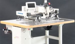 Programmable Pattern Sewing Machine for Extremely Thick and Hard Materials pictures & photos