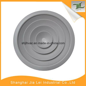 Air Conditioning Round Diffuser High Ceiling