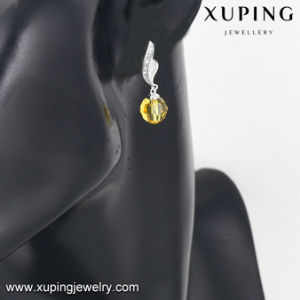 92873 Fashion Crystals From Swarovski Jewelry Eardrop pictures & photos