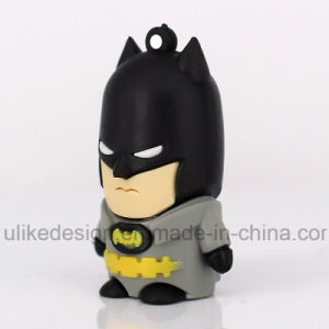 Batman PVC USB Flash Drive (UL-PVC013) pictures & photos