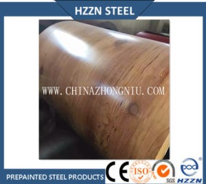 Wood Grain Steel Coil pictures & photos