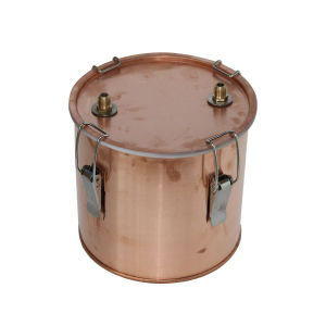 New Arrival Pure Copper 30L/8gal Alcohol Distillation Equipment Liquor Whisky Wine Distiller pictures & photos