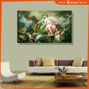 UV Printed Western Painting on Wall Panel for Home Decoration pictures & photos