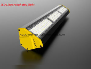 180W Double Linear LED Light Fixture - Industrial LED Light W/ Mounting Brackets - 19, 500 Lumens pictures & photos