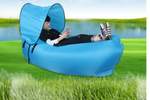 Hotsales Inflatable Air Sofa for Outdoor Activities with Suncover pictures & photos