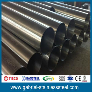 6 Inch Welded Stainless Steel Pipe 201 pictures & photos