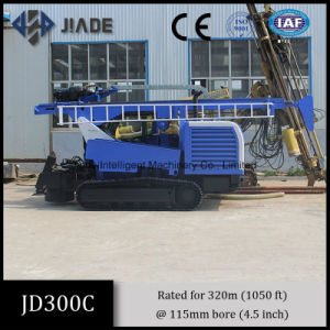 Jd300c Rotary Water Well Drilling Rig pictures & photos
