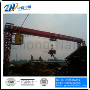 Dia-1650 mm Industrial Lifting Magnets for Steel Scrap Lifting Suiting 10t Crane MW5-165L/1 pictures & photos
