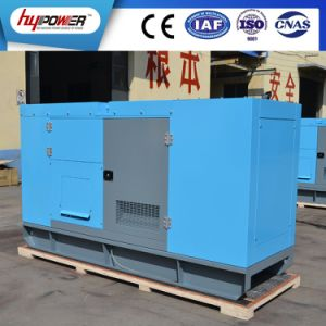 25kVA/20kw Silent Diesel Generator Set with 490d Diesel Engine pictures & photos