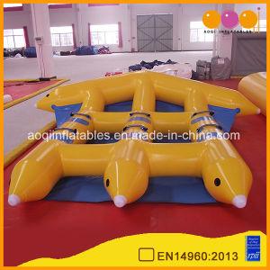 Arrow Banana Boat PVC Tarpaulin Inflatable Flying Fish Boat (AQ3510) pictures & photos
