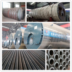 Horizontal Type Gas Fired 2ton Steam Boilers for Industrials pictures & photos