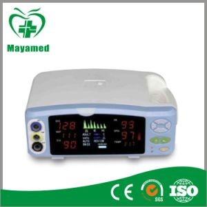 My-C018 NIBP and SpO2 Patient Monitor pictures & photos