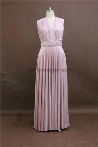 100% Real Photos Custom Made Guangzhou Evening Dress