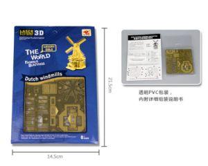 Educational Matel 3D Puzzle DIY Toys Puzzle (10244336) pictures & photos