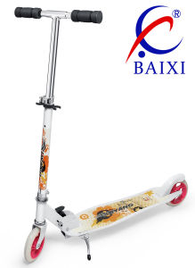 Scooters for Adults with Iron Stand (BX-2MBA125) pictures & photos