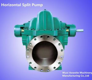 Axial Split Pumps: Hds Horizontal Opened Double-Suction Centrifugal Pumps (HDS)