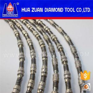 Aggressive Vacuum Brazed Diamond Wire Saw pictures & photos