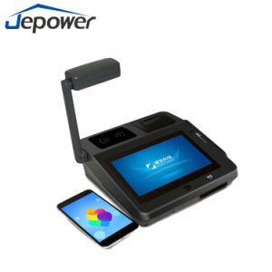 Jp762A Android Platform Bank Card Reader POS with EMV Certification pictures & photos