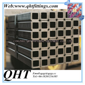En10210 S355j2h S355joh S355jrh Structure Steel Pipe Square and Rectangular pictures & photos
