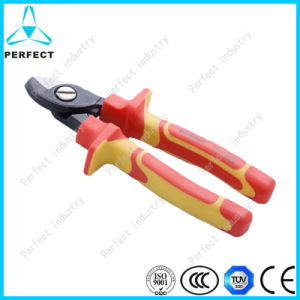 VDE Approved Wire Cutting Plier for Enamel Wire pictures & photos