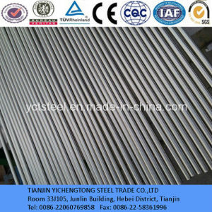 Alloy Steel Special Section Tube with Copper Coated Finish pictures & photos
