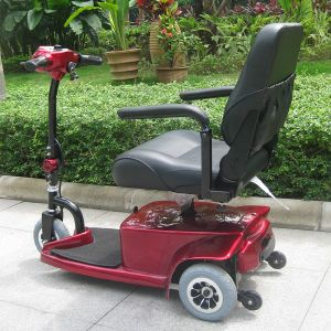 250 Watts Elderly Electric Handicapped Tricycle (DL24250-1) pictures & photos