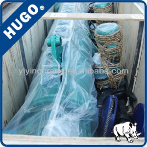 High Quality CD1 Type Electric Wire Rope Hoist Steel Cable Electric Winch pictures & photos