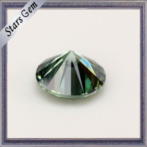 Factory Price Vvs Blue Color Diamond Cut Moissanite pictures & photos