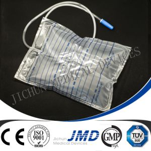 Disposable Medical Urine Bag for Adult and Child with Ce ISO TUV SGS (2000ml) pictures & photos