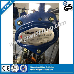 1t Lifting Manual Chain Hoist pictures & photos