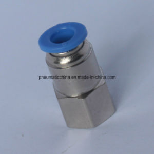China Air Push in Fitting, Plastic Fitting, Pneumatic Fitting pictures & photos