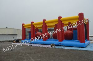 China Hotsale Large Inflatable Sport Game/Inflatable Obstacle Course pictures & photos