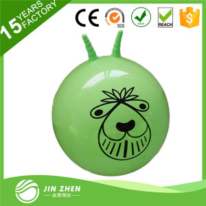 Inflatable Bouncy Ball with Handle pictures & photos