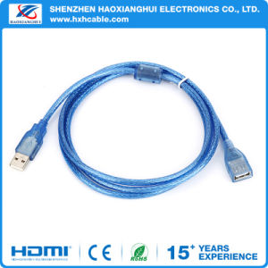 1.5m USB 2.0 Am to Af Extension Cable pictures & photos