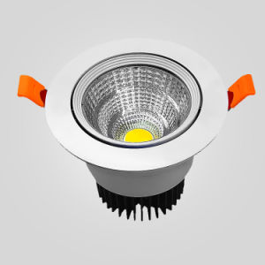 Made-in-China LED Lighting COB Down Light LED Downlight 3W/5W/7W/12W pictures & photos