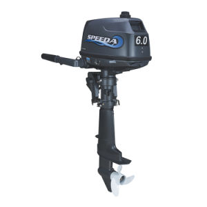 High Quality Yadao 5HP 2-Stroke Marine Outboard Boat Engine pictures & photos
