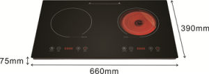 2015 New Made in China Electrical Stove Induction Hob pictures & photos