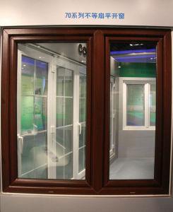 Conch 70 German Standard Casement PVC/UPVC Window pictures & photos