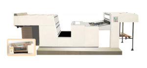 Full Automatic Refraction Embossing Machine (ZXYW1020A) pictures & photos