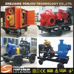 Diesel Engine Driven Fire Fighting Pump pictures & photos