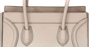 New Design Grey Leather Shoulder Bag pictures & photos