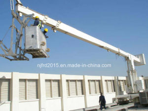 Single Jib Bmu for Building Window Cleaning
