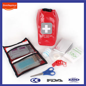 Red Color New Design Leather Hand Healthcare Emergency Kits pictures & photos