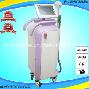 Good Quality 755nm 808nm 1064nm Diode Laser Permanent Painless Brown Hair Removal pictures & photos