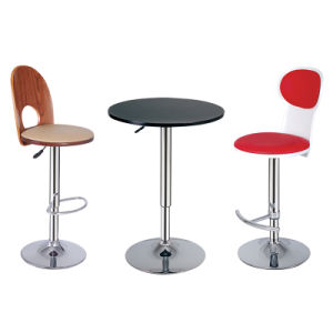 Restaurant Dining Coffee Leisure Furniture Wooden Bar Stools Chair (FS-WB941) pictures & photos