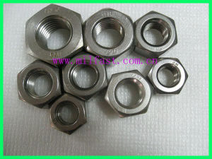 ASTM A194 Gr. 8m Heavy Hex Nuts pictures & photos