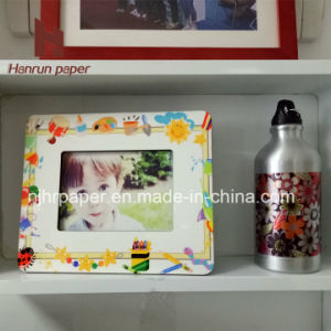 A4/A3 Sheet Size 100GSM Sublimation Transfer Paper Anti-Curl for Mouse Pad, Mug, Hard Surface pictures & photos