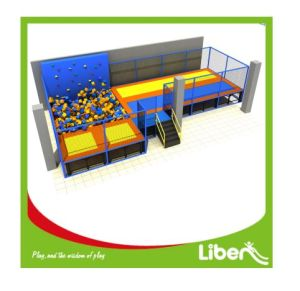 Colorful Interesting Indoor Trampoline Park Hot Selling Trampoline Park pictures & photos