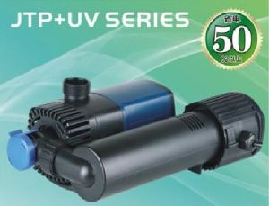 Frequency Variation Pump UV-C Clarifying (JTP-1800+UV) with CE Approved pictures & photos